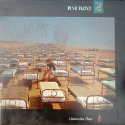 Coveret fra A Momentary Lapse of Reason